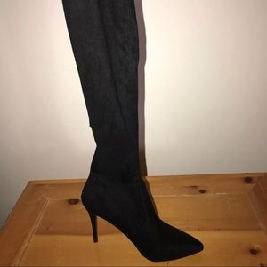 6341a97cf6f Steve Madden Shoes - Steve Madden Devine over the knee boots